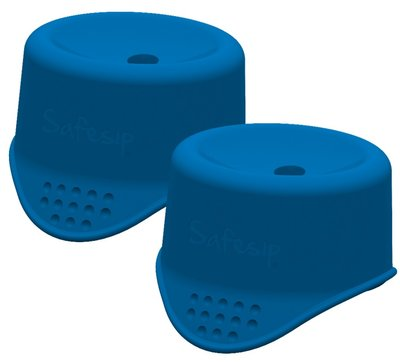 Twin-pack SafeSip (blauw)